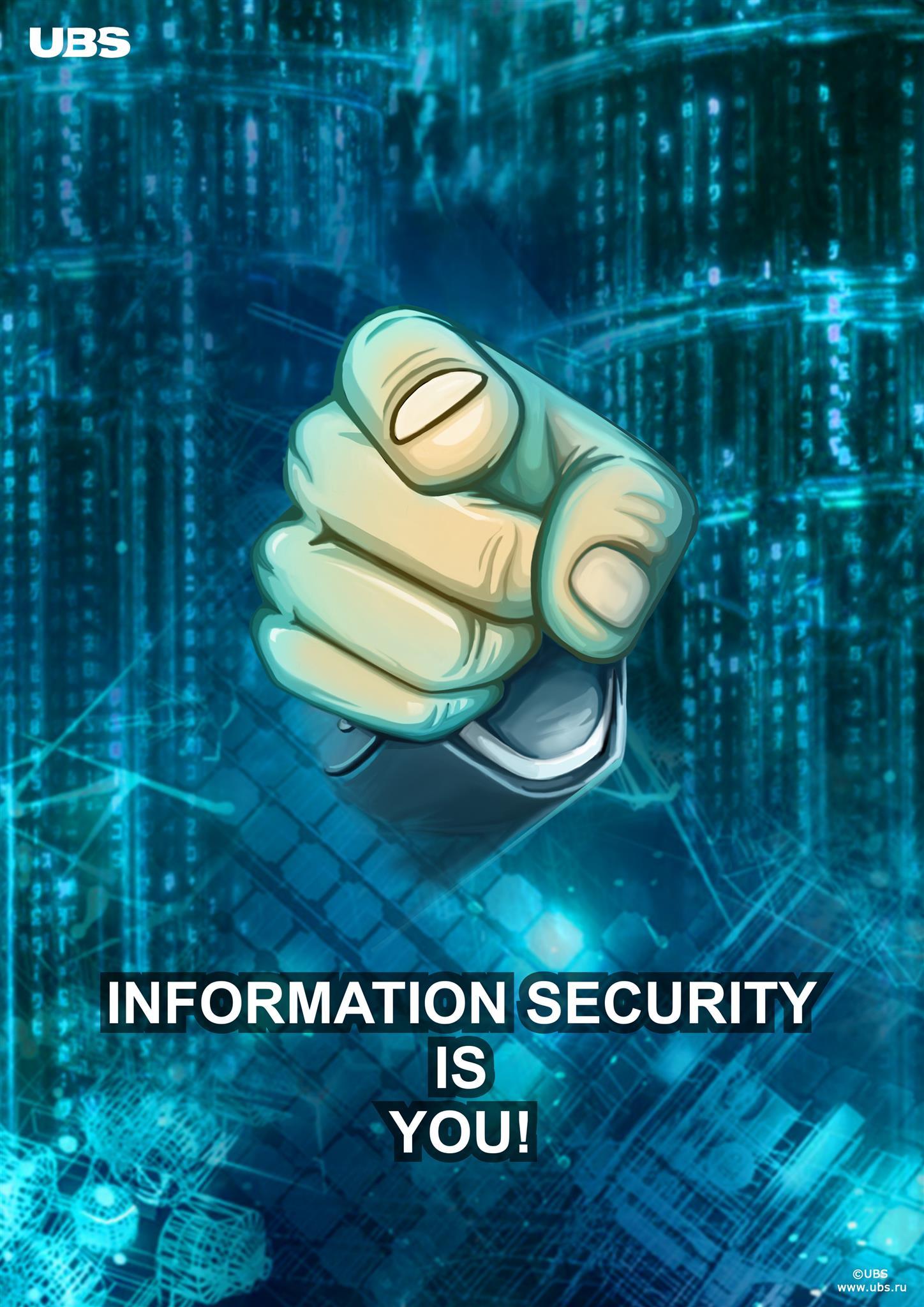 Ubs Smart Cybersecurity Awareness